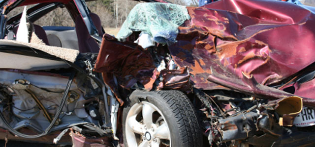 You've been in an accident. Now what?